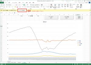 CSVデータでグラフ表示4