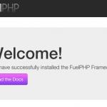 Vagrantを使ってFuelPHP開発環境を構築
